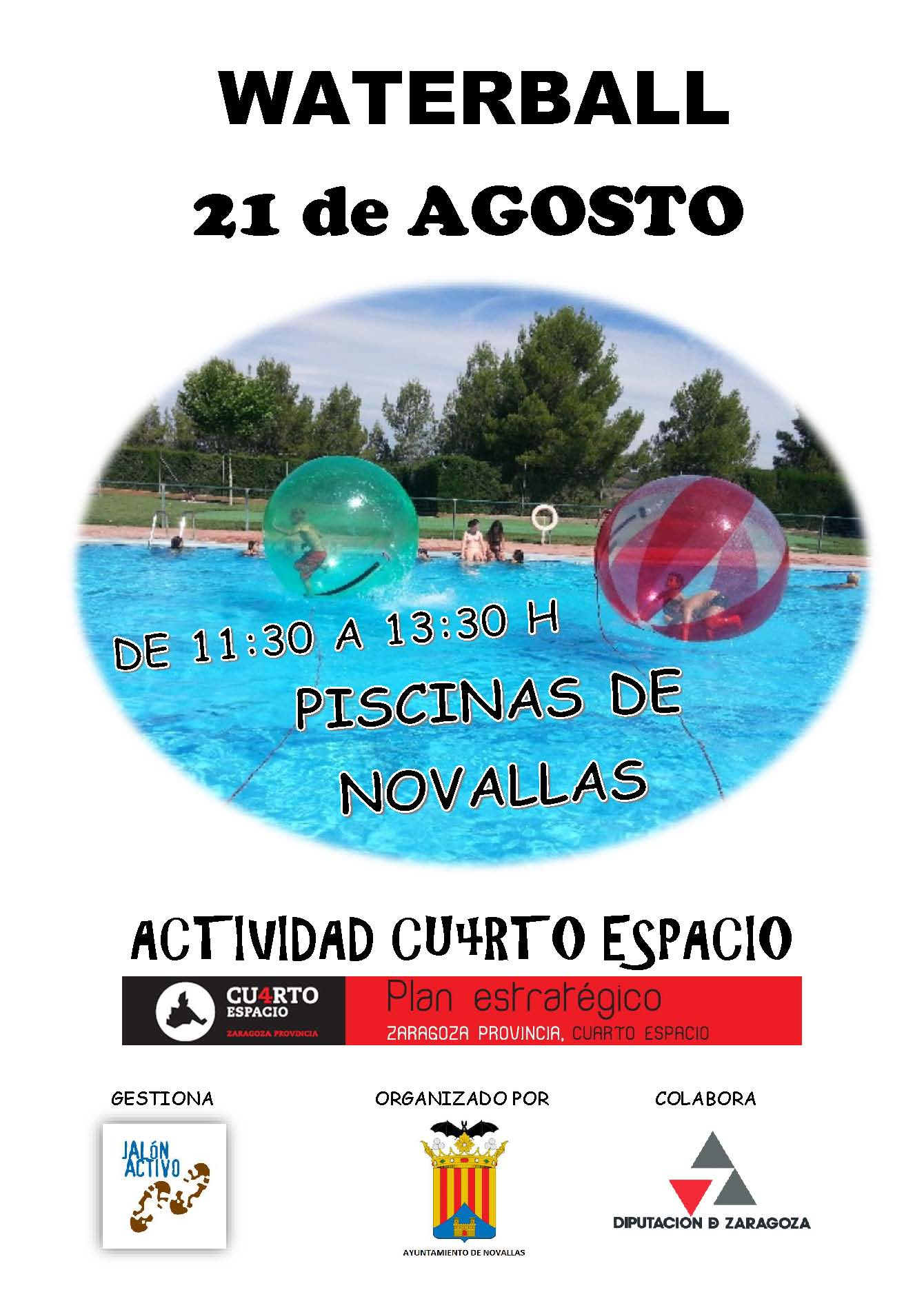 2016nov cuartoespacio waterball